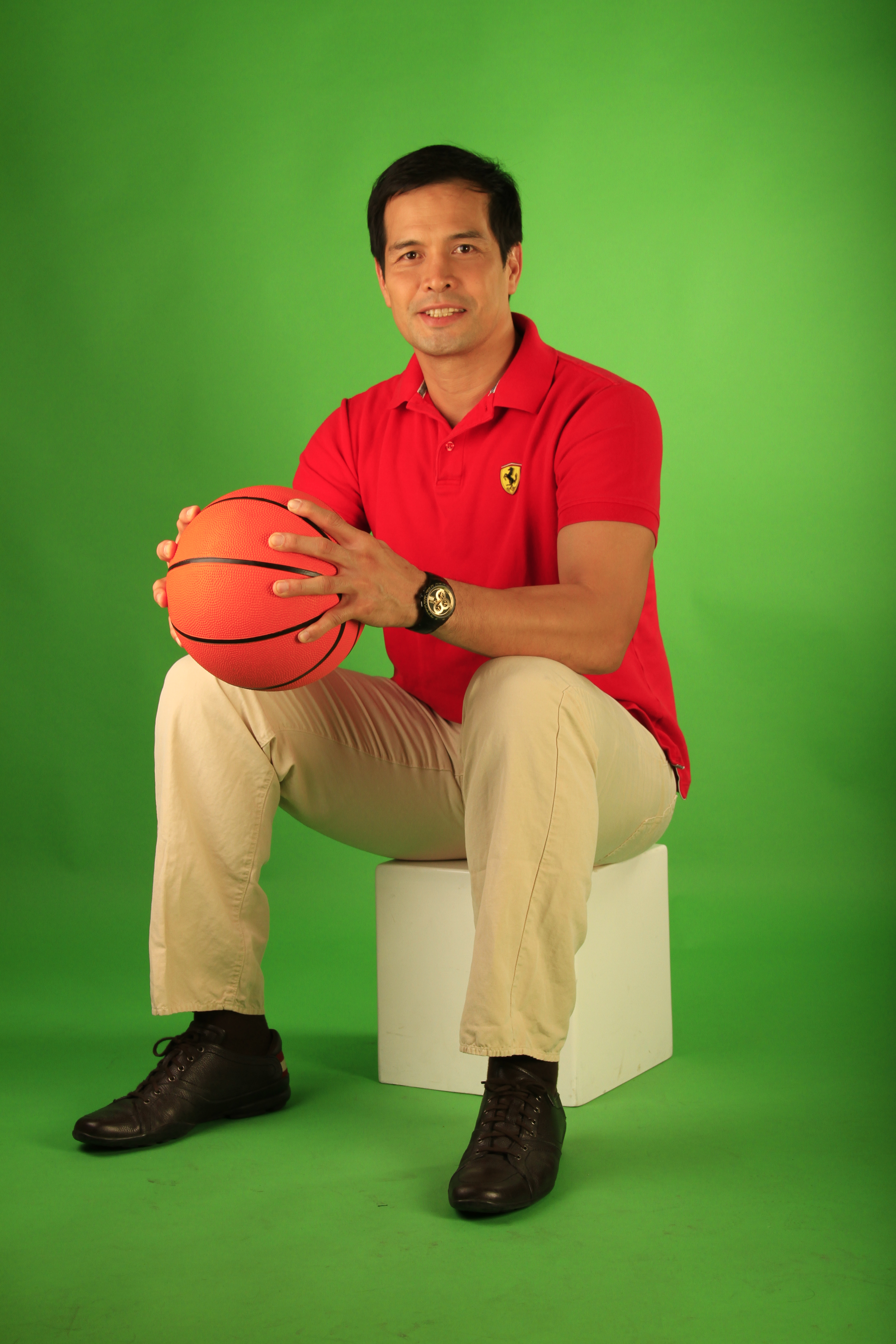 Jaguar San Jose >> Sportsman Wants Affordable Wellness for Filipinos