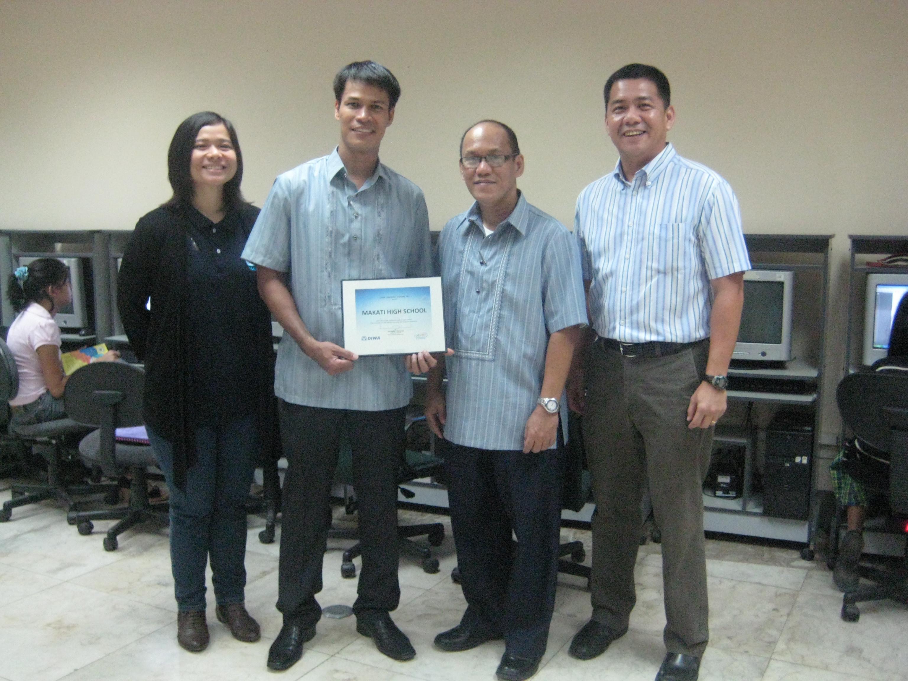genyo e learning program In response to the philippine government's campaign to utilize ict as a tool for learning, the quantum academy, inc in general santos city launched genyo, an online e-learning integrated.