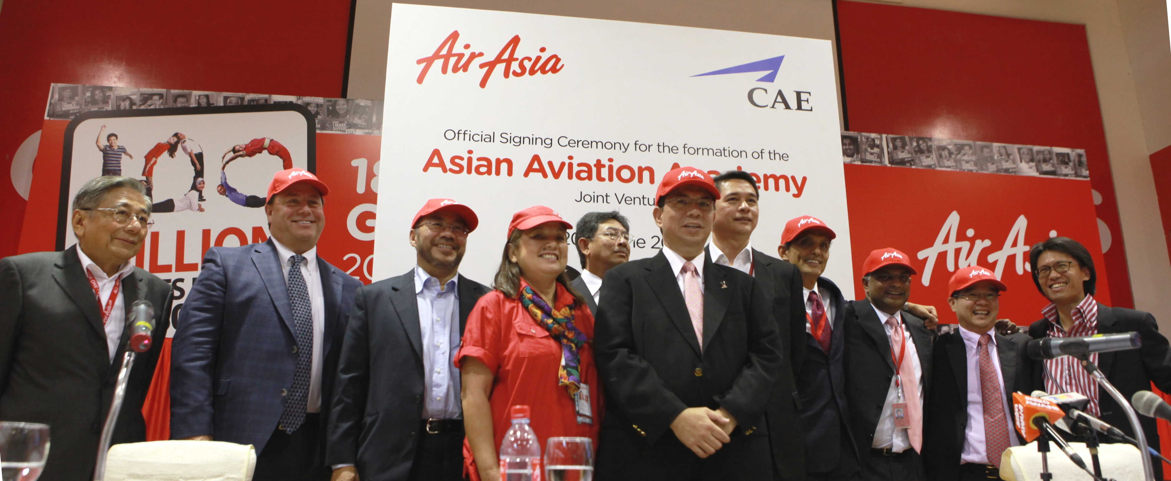 Asian aviation academy