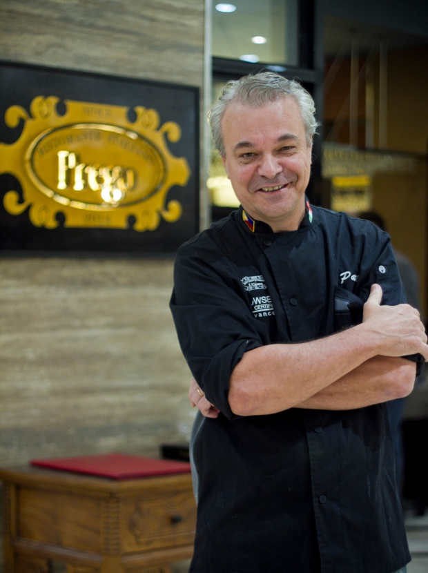 Chef Paolo Nesi
