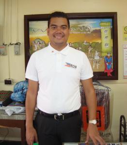 Aaron Tolentino